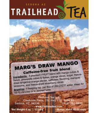 Herbal Blends Marg's Draw Mango