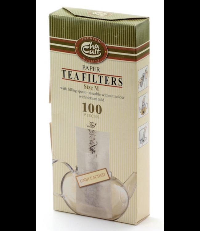Teaware Paper Tea Filter -size large, box of 100