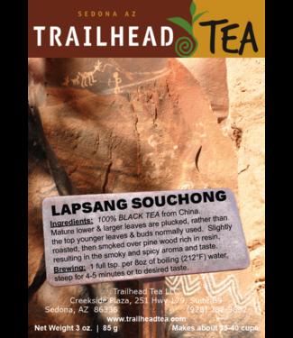 Tea from China Lapsang Souchong (Traditional Smoked)