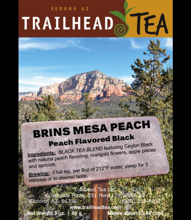 Tea from Sri Lanka Brins Mesa Peach