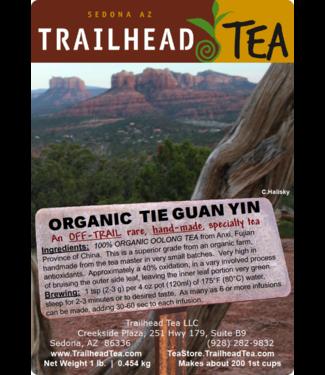 Off-Trail-Rare Tie Guan Yin, Organic Top/Handmade Tie Guan Yin (Off-Trail Oolong)