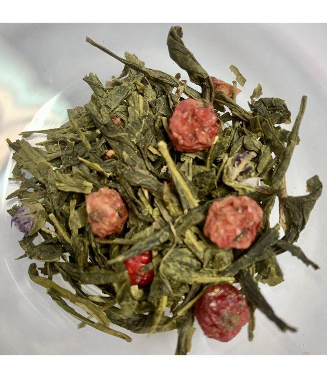 Tea from Japan Kokopelli Pomegranate Green