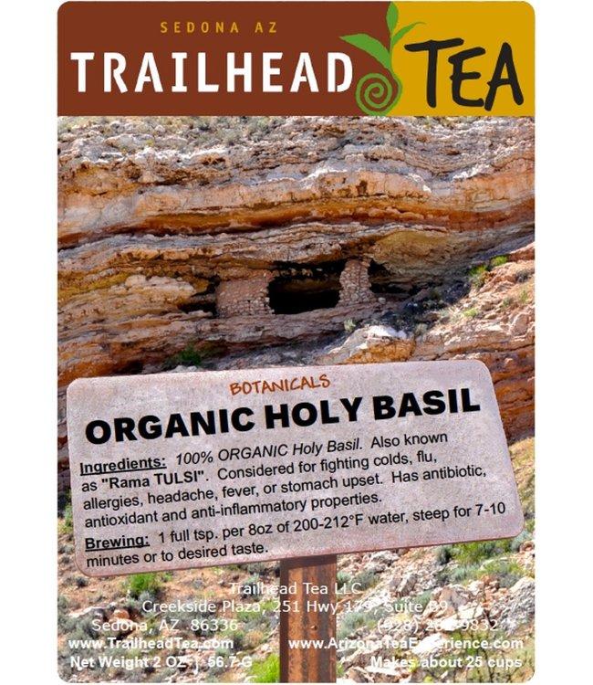 Botanical Botanical Organic Holy Basil Leaf (Rama Krishna Vana Blend)