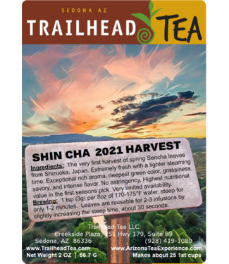 Shincha, 2021 Season (First-Pick)