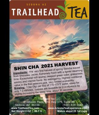 Tea from Japan Shincha, 2021 Season (First-Pick)