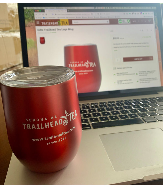 Gifts Trailhead Tea Logo Mug