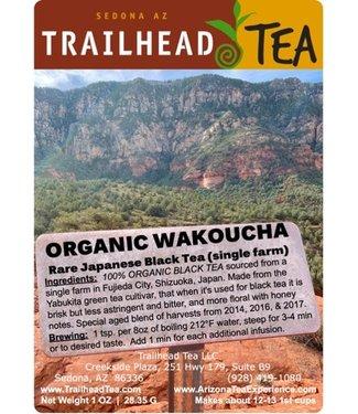 Tea from Japan Organic Wakoucha Black