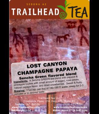 Tea from Japan Lost Canyon Champagne Papaya
