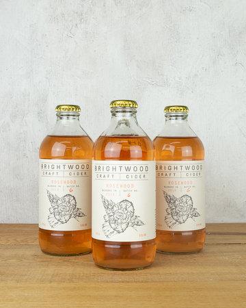 Brightwood Cider Rosewood 4pk