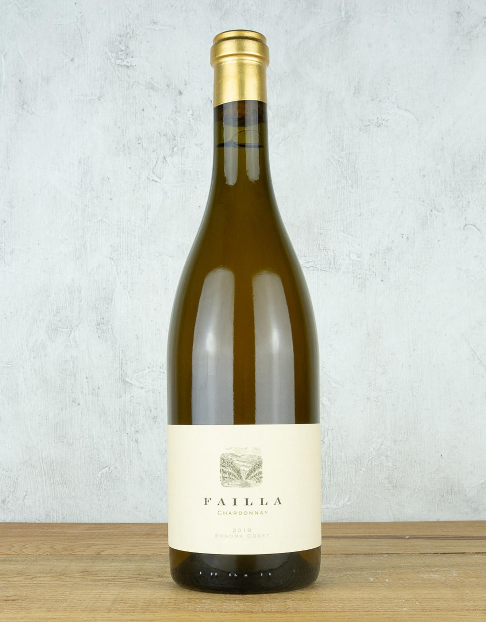 Failla Sonoma Coast Chardonnay