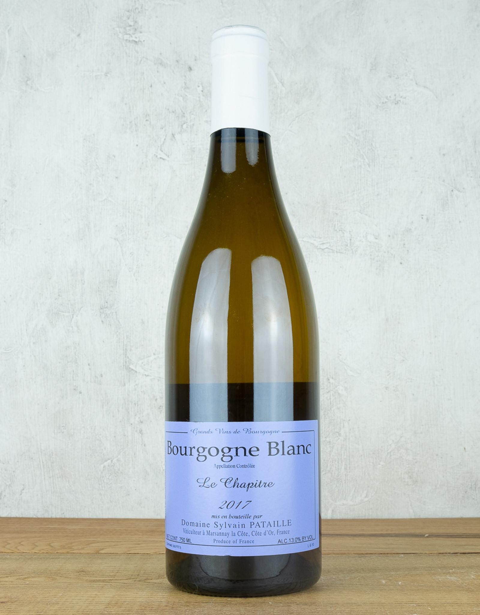 Domaine Sylvaine Pataille Bourgogne Blanc Le Chapitre