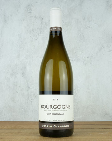 Justin Girardin Bourgogne Blanc