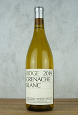 Ridge Grenache Blanc