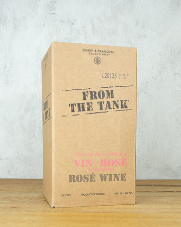 From The Tank Rose