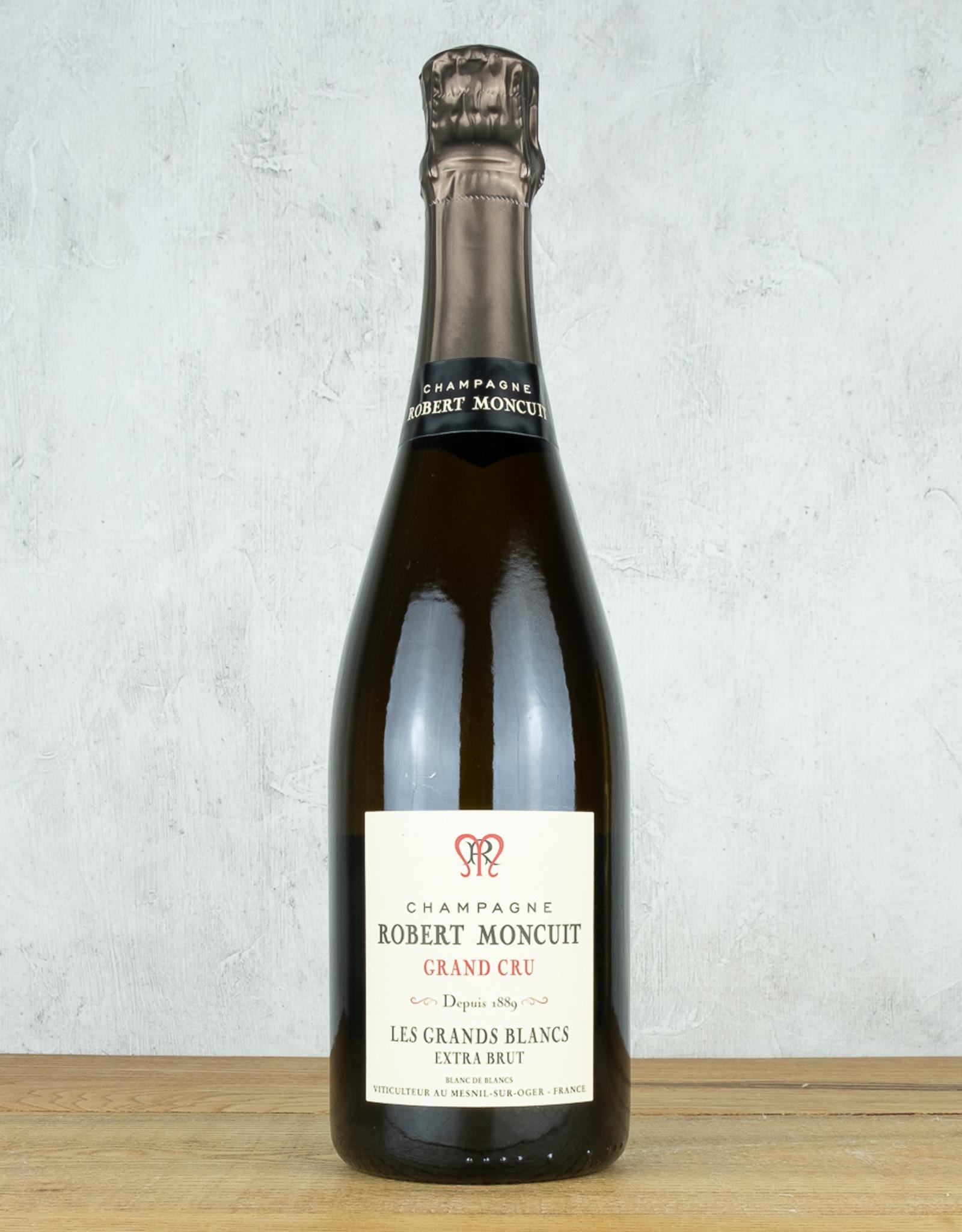 Champagne Robert Moncuit Les Grands Blancs Extra Brut