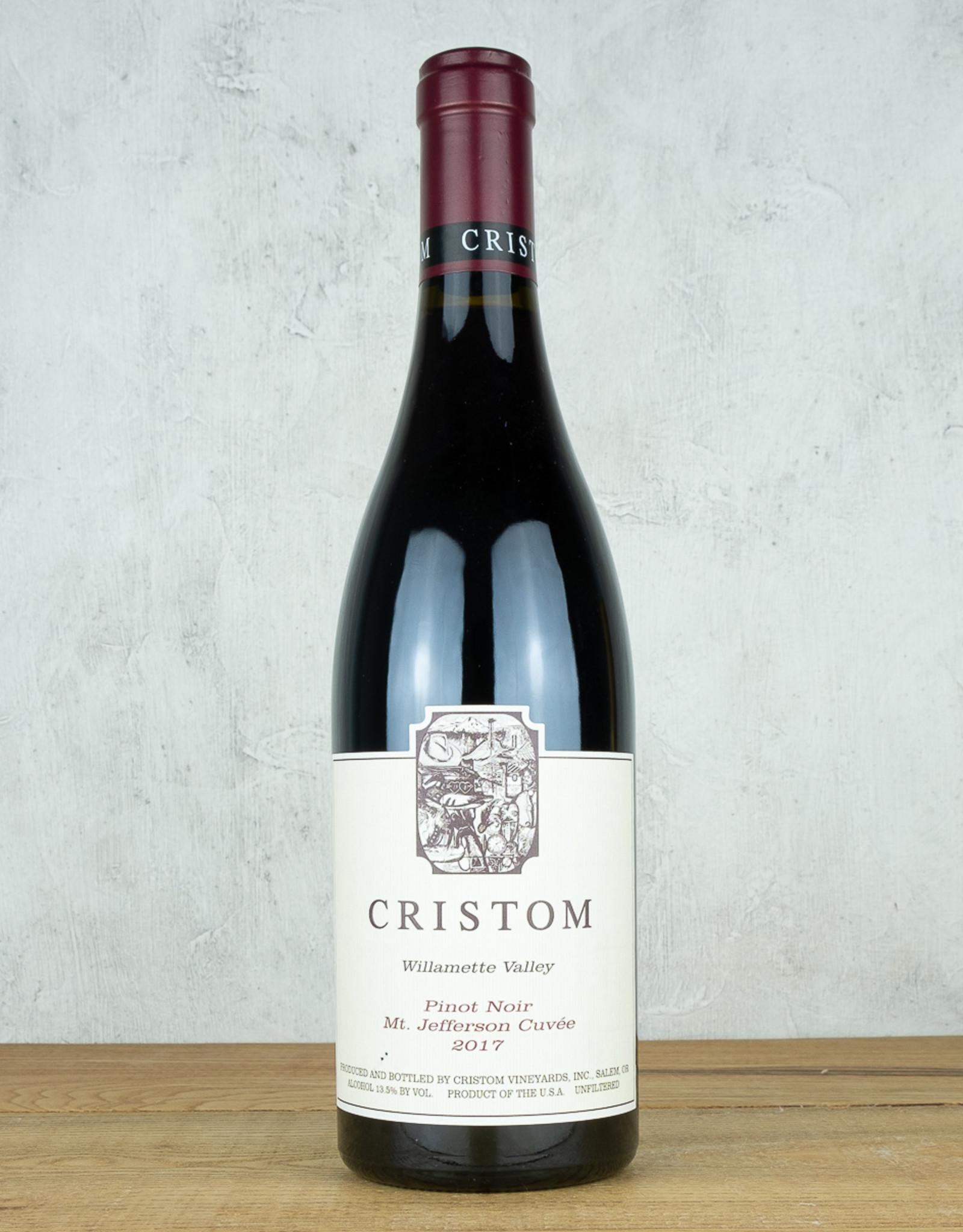 Cristom Mt. Jefferson Pinot Noir