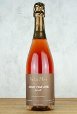 Val De Mer Brut Nature Rose