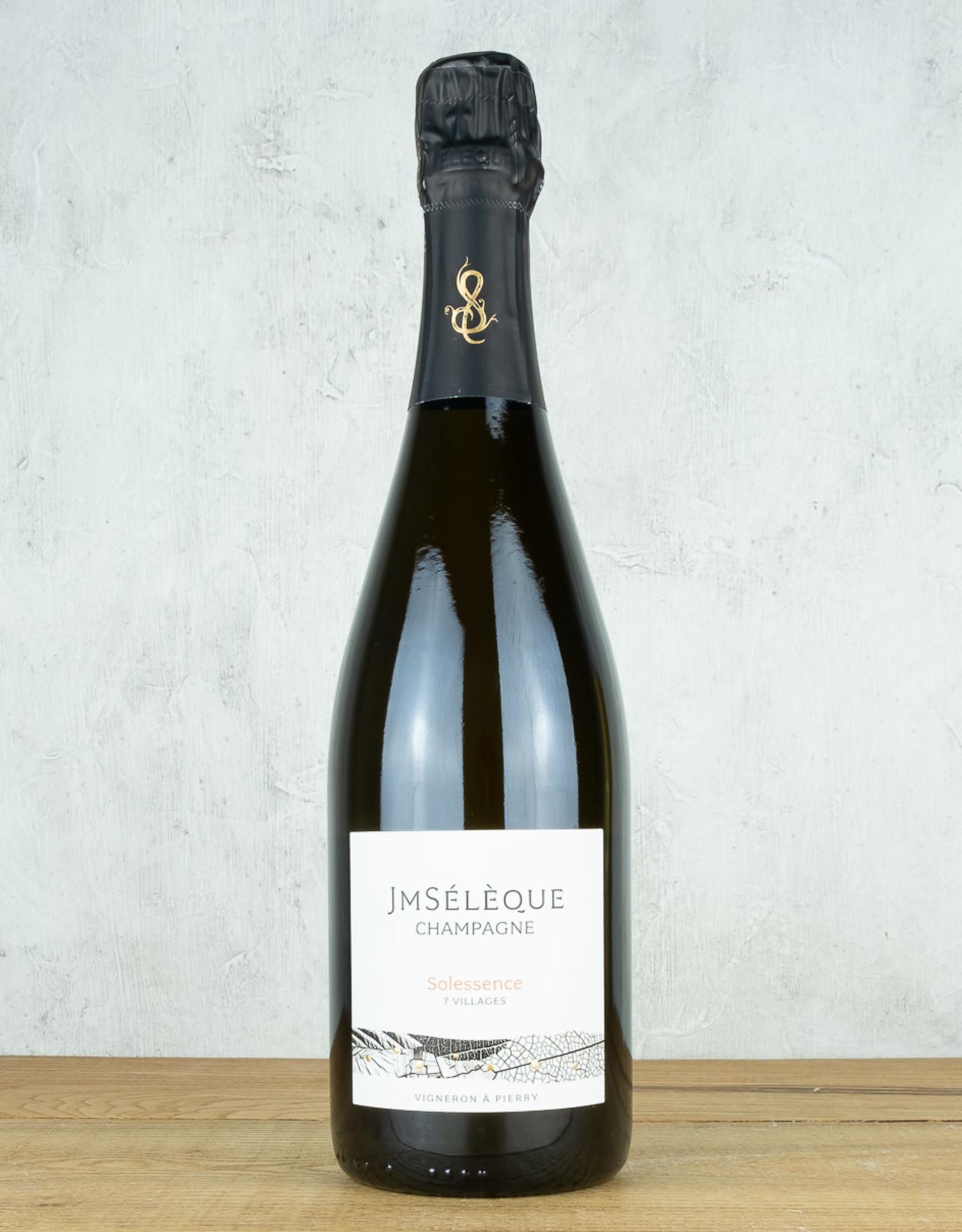 JM Seleque Solessence 7 Villages Extra Brut Champagne
