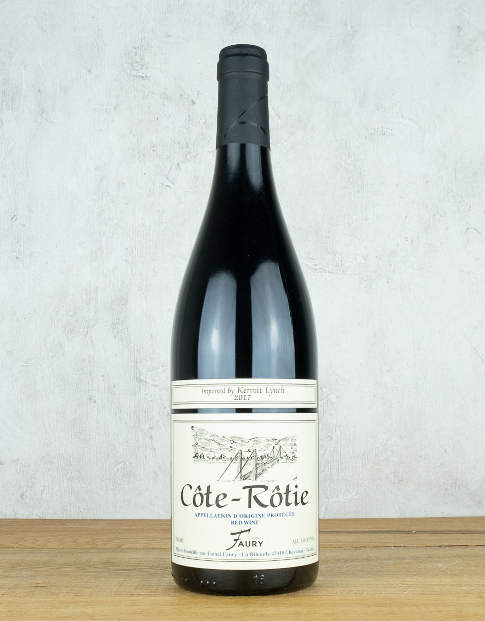 Faury Cote-Rotie