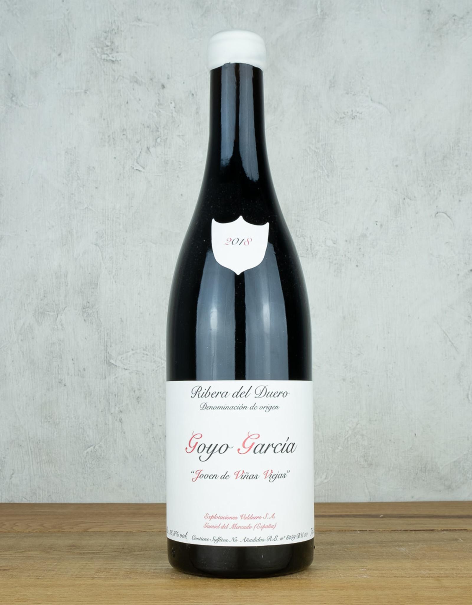 Goyo Garcia Vinas Viejas