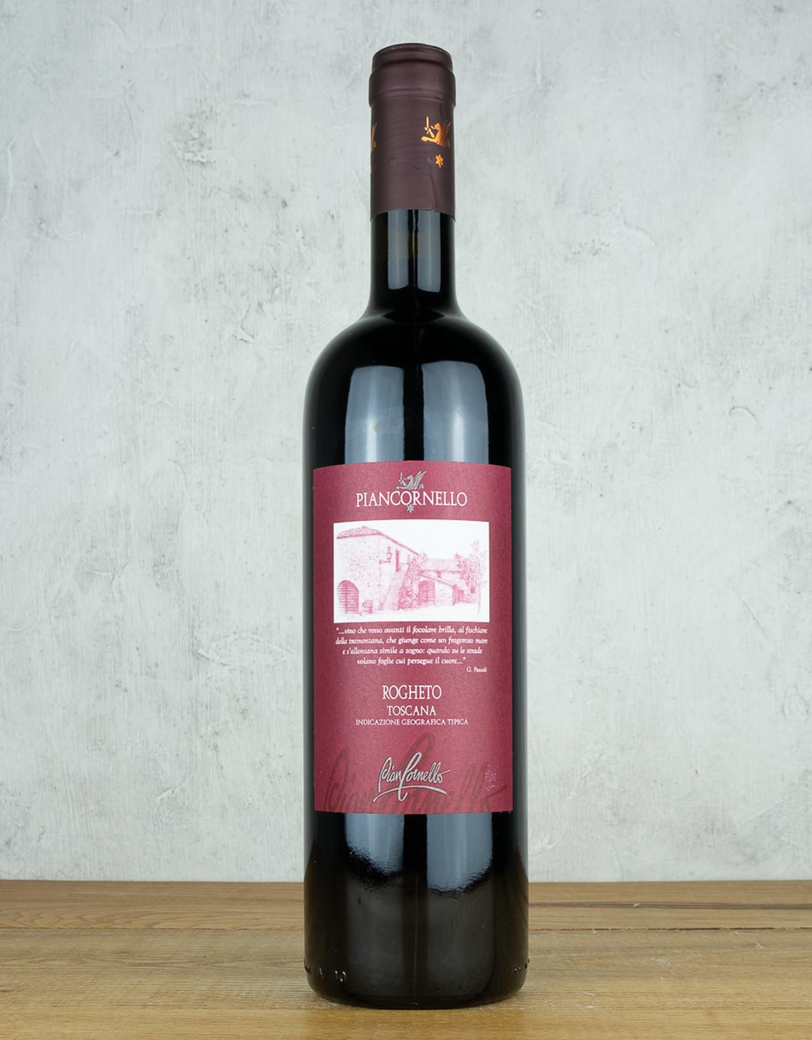 Piancornello Rogheto Toscana Rouge