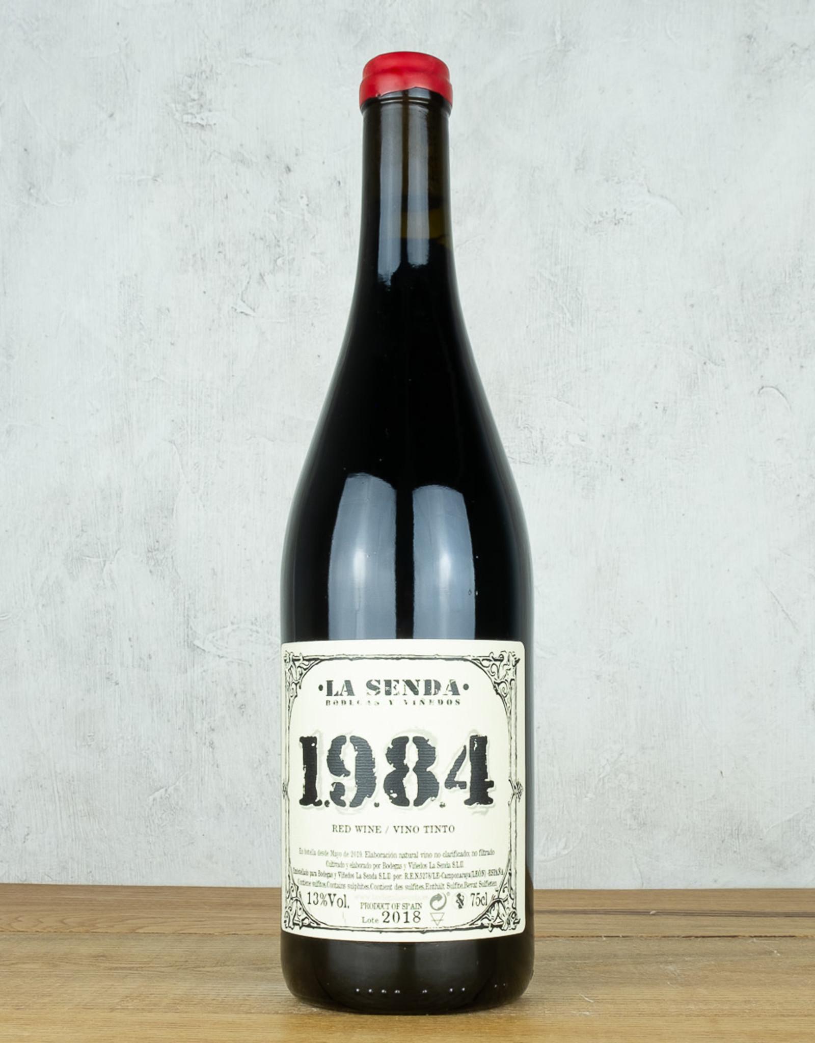 La Senda 1984 Tinto