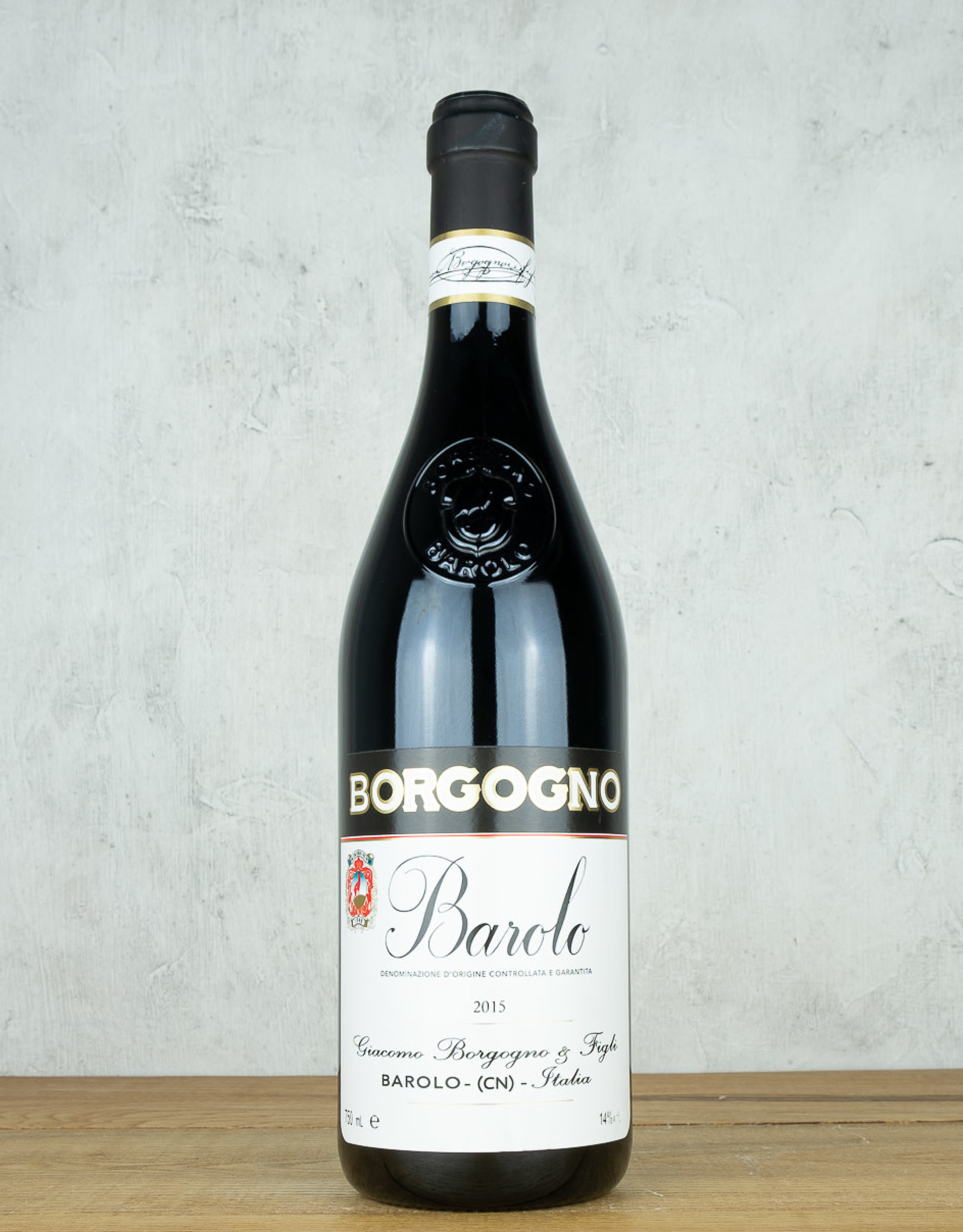 Borgogno Barolo 2015