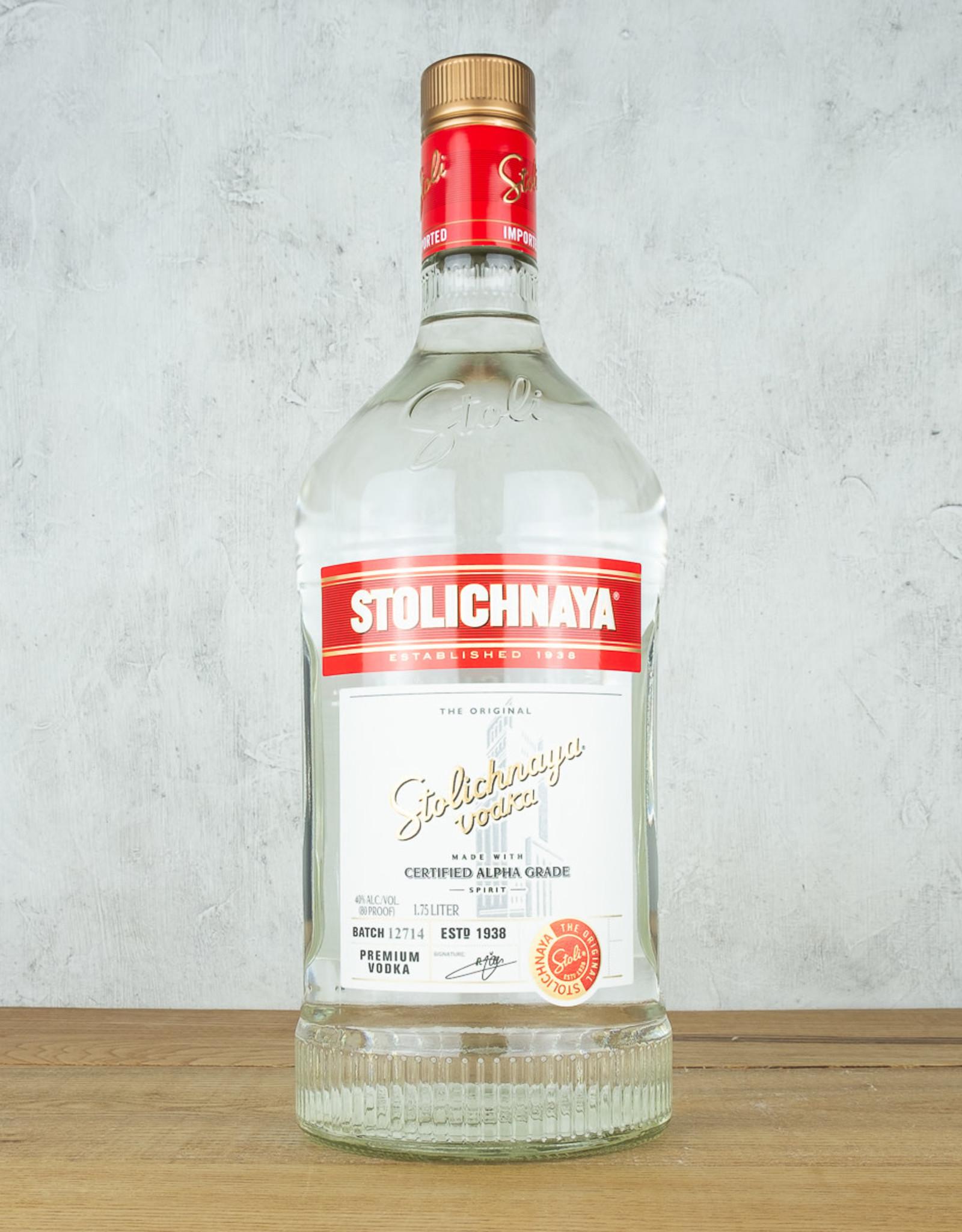 Stolichnaya Vodka 1.75