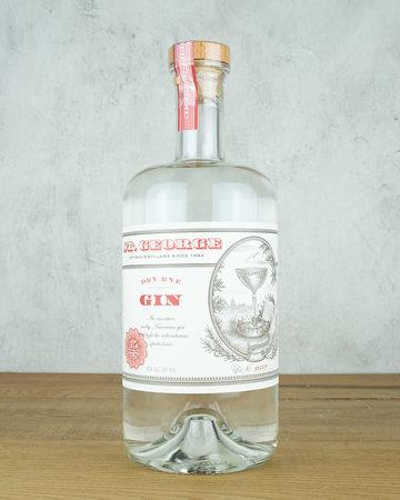 St. George Dry Rye Gin 750ml