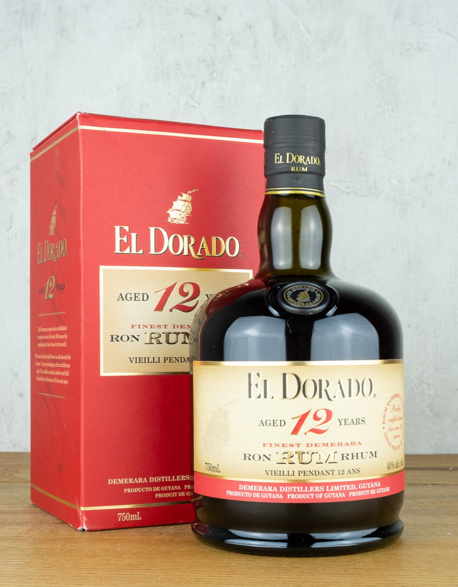 El Dorado Rum 12 Yr