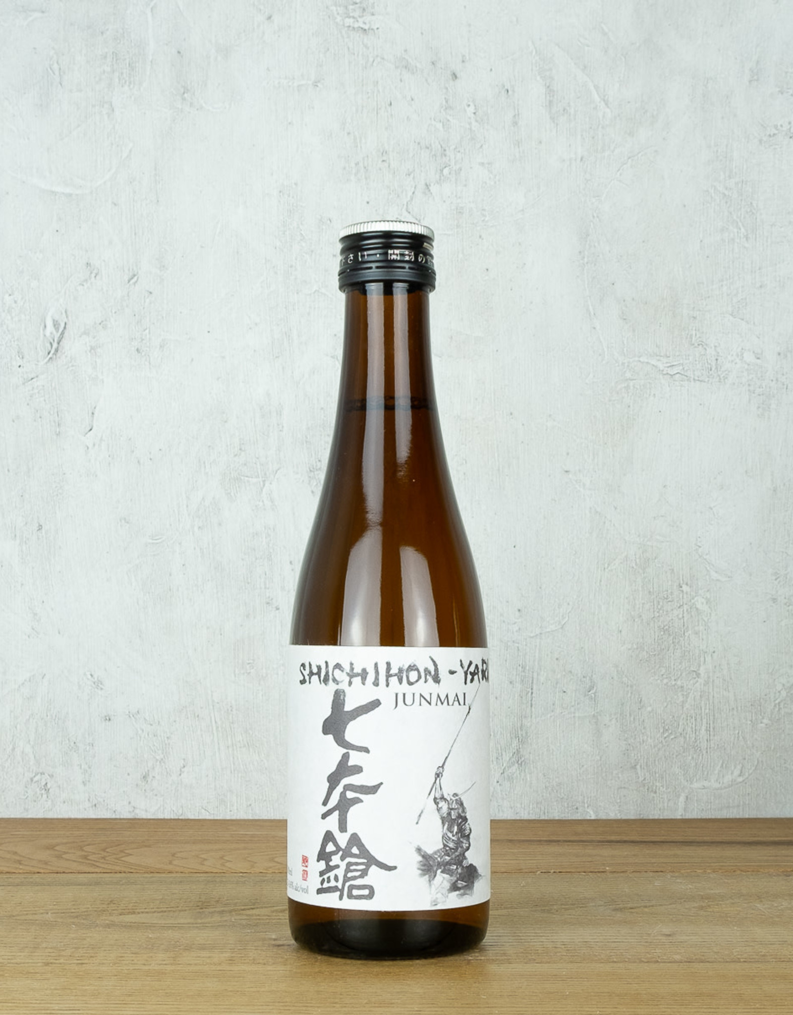 Schichi Hon-Yari Junmai Sake 330ml