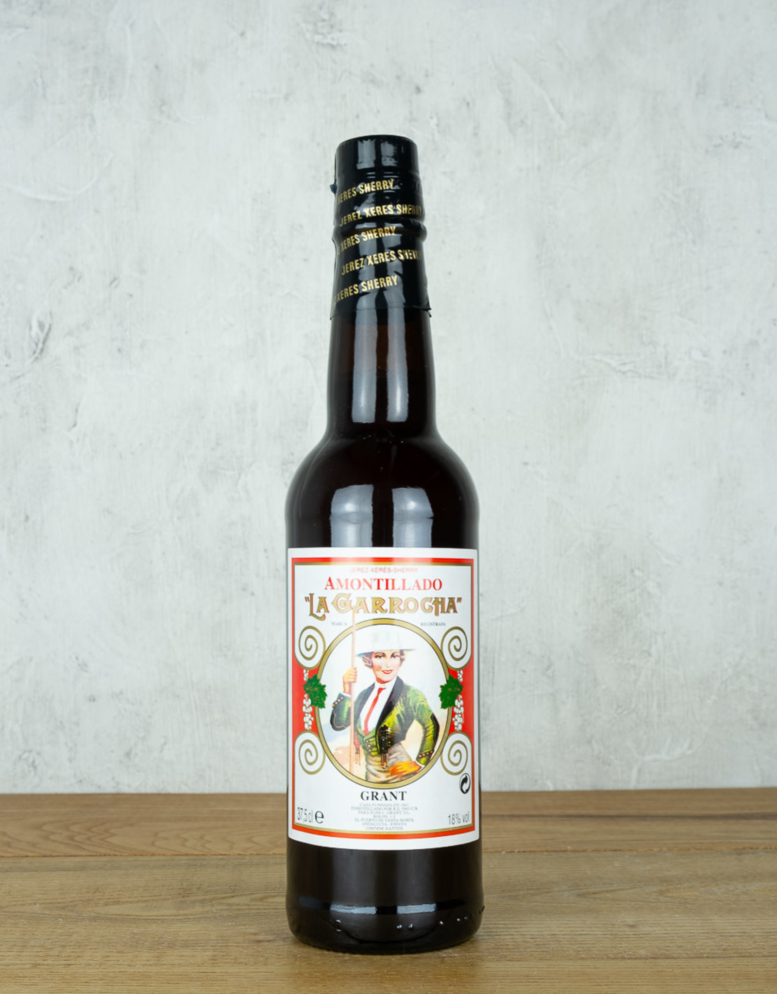 Grant La Garrocha Amontillado Sherry 375ml