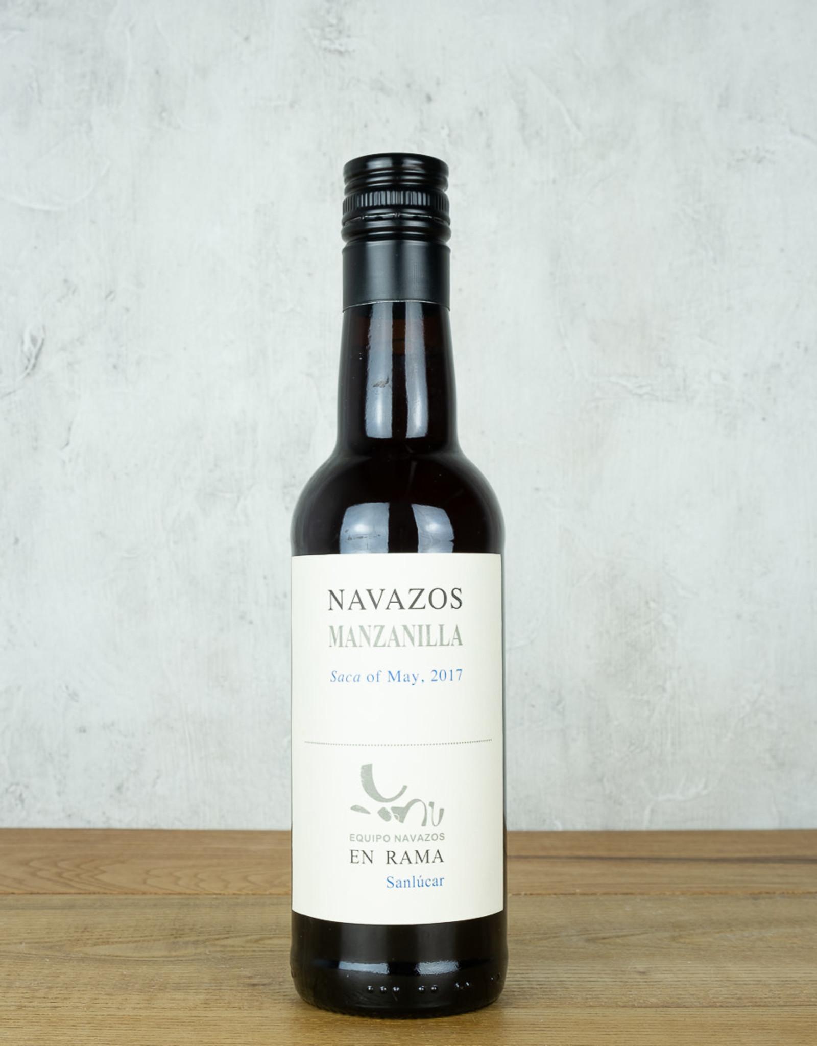Equipo Navazos Manzanilla Sherry En Rama 375ml