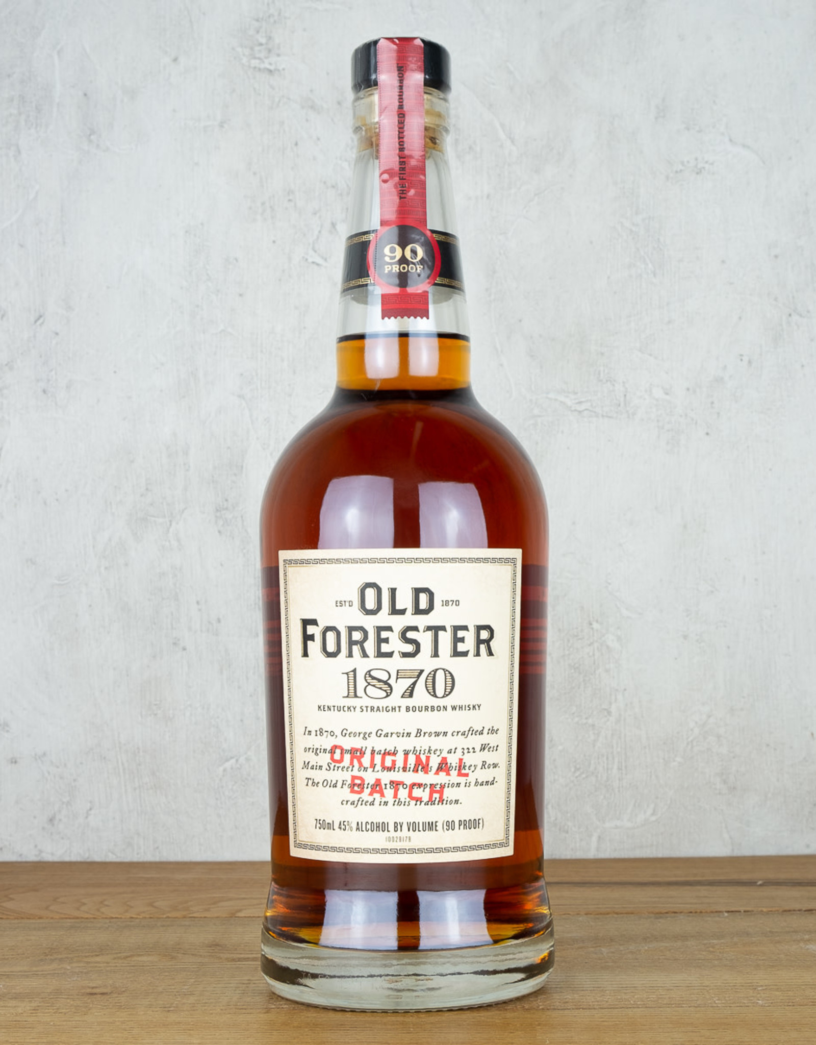 Old Forester 1870
