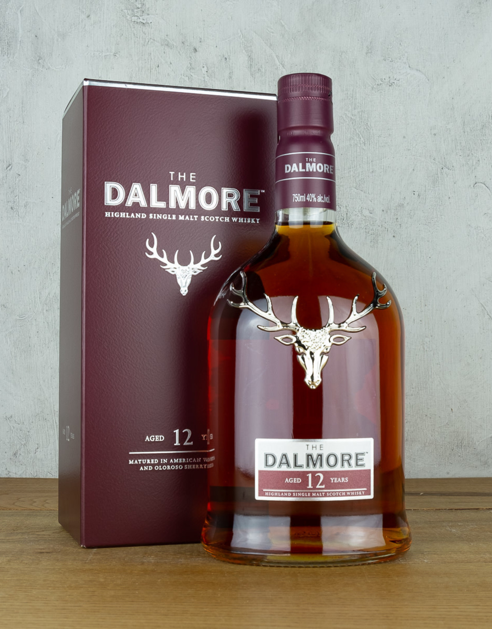 The Dalmore 12yr