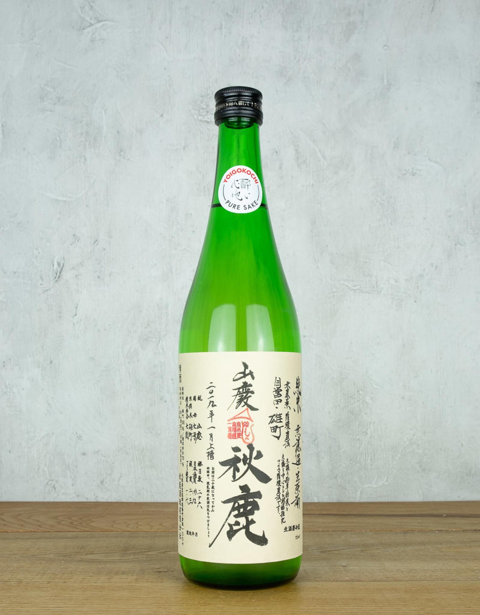 Akishika Shuzo Omachi Junmai Ginjo
