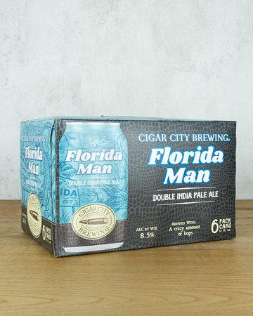 Cigar City Florida Man DIPA 6pk