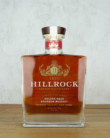 Hillrock Solera Aged Bourbon