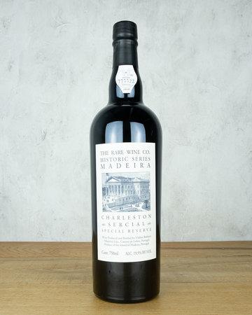 Rare Wine Co Madeira Charleston Sercial