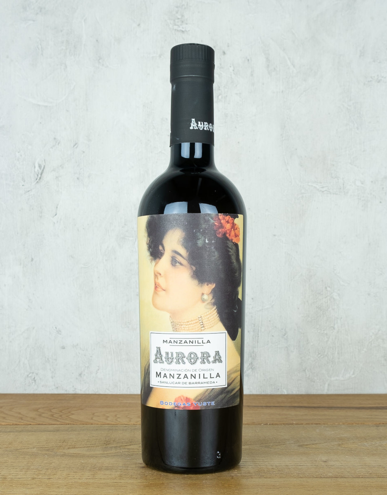 Aurora Manzanilla Sherry
