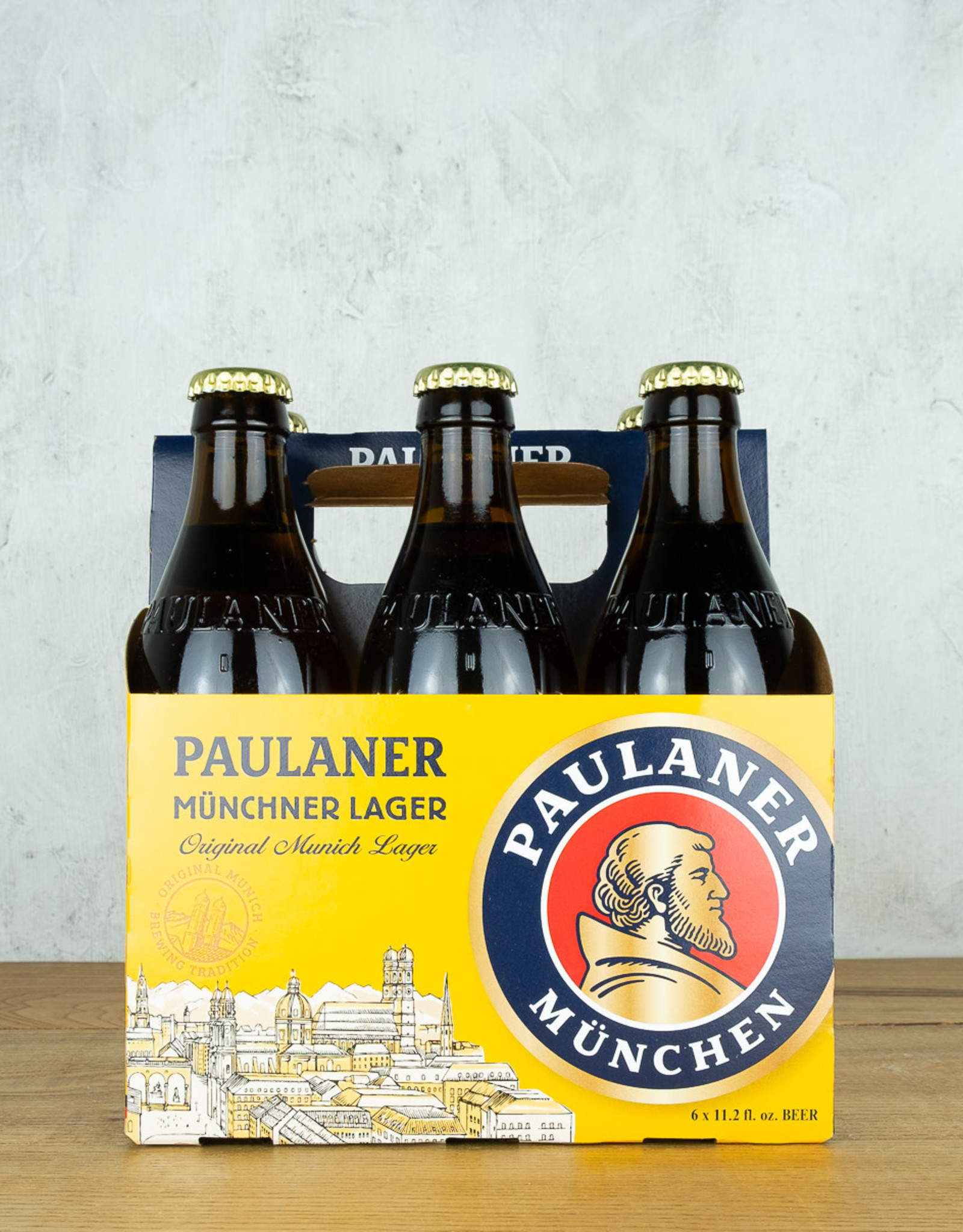 Paulaner. Munich Lager 6 pk