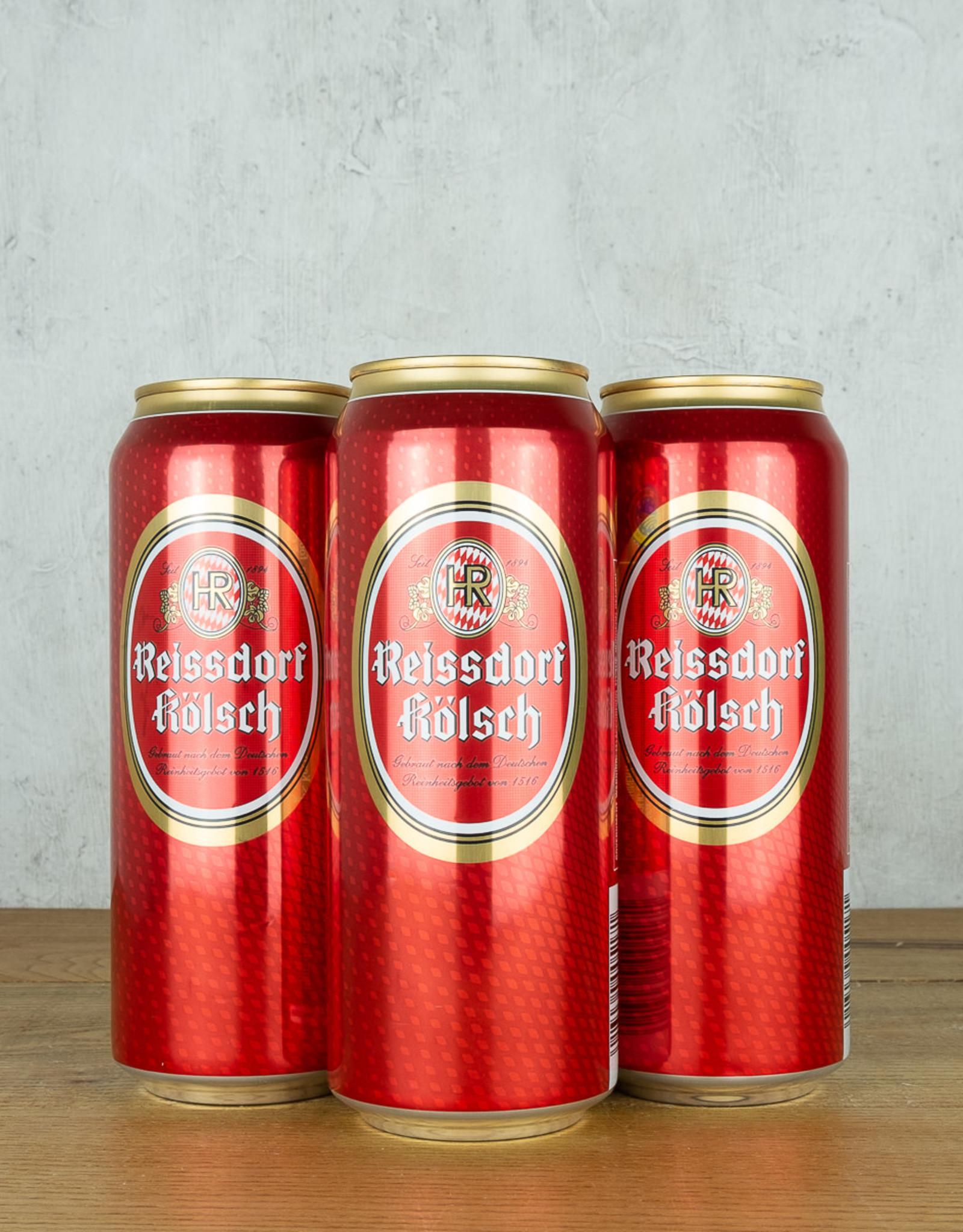 Reissdorf Kolsch 4pk