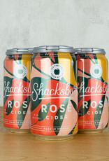 Shacksbury Rose Cider 4pk