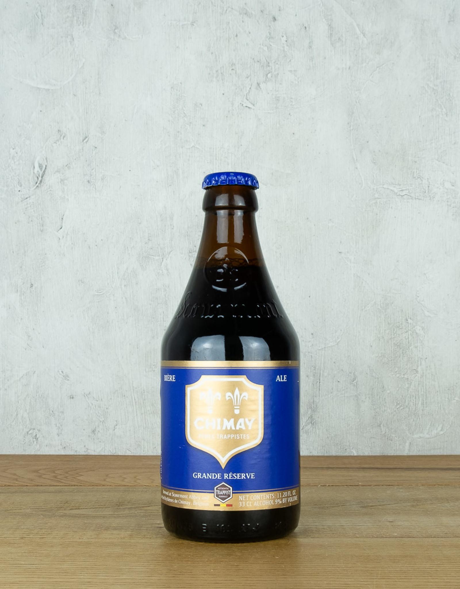 Chimay Grand Reserve Blue 330ml Single Bottle