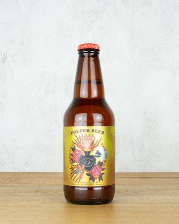 Yazoo Embrace the Funk Foeder Beer Single Bottle