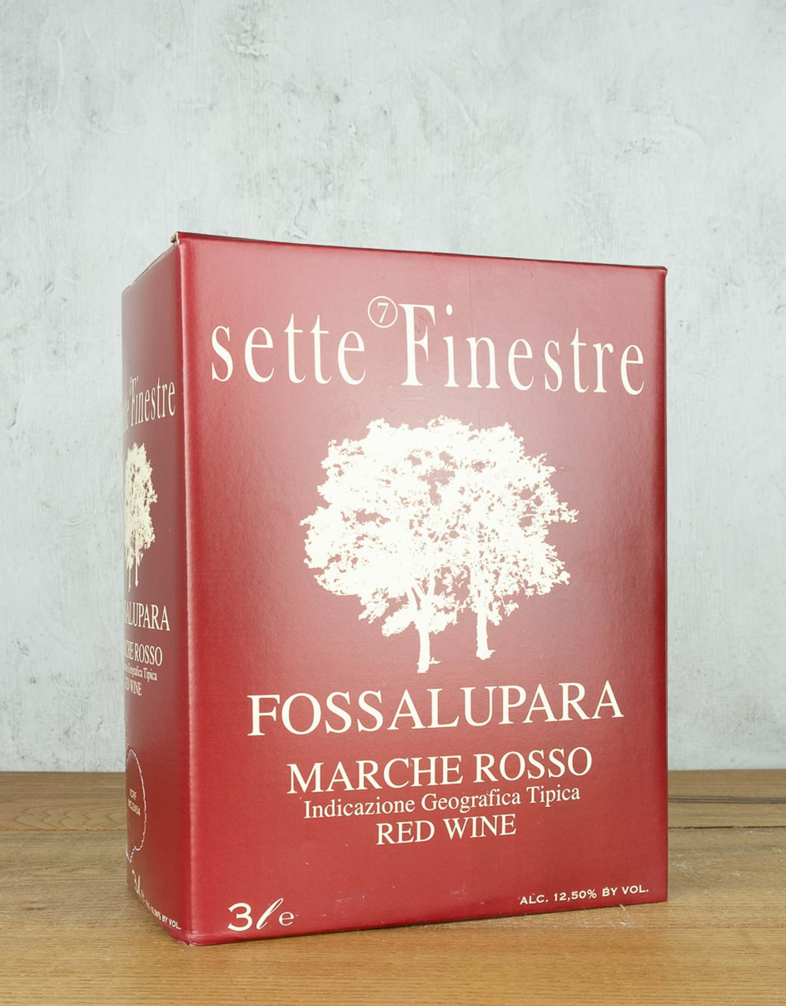 Sette Finestre Fossalupara 3L