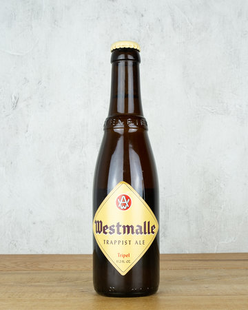 Westmalle Triple 330ml Single Bottle