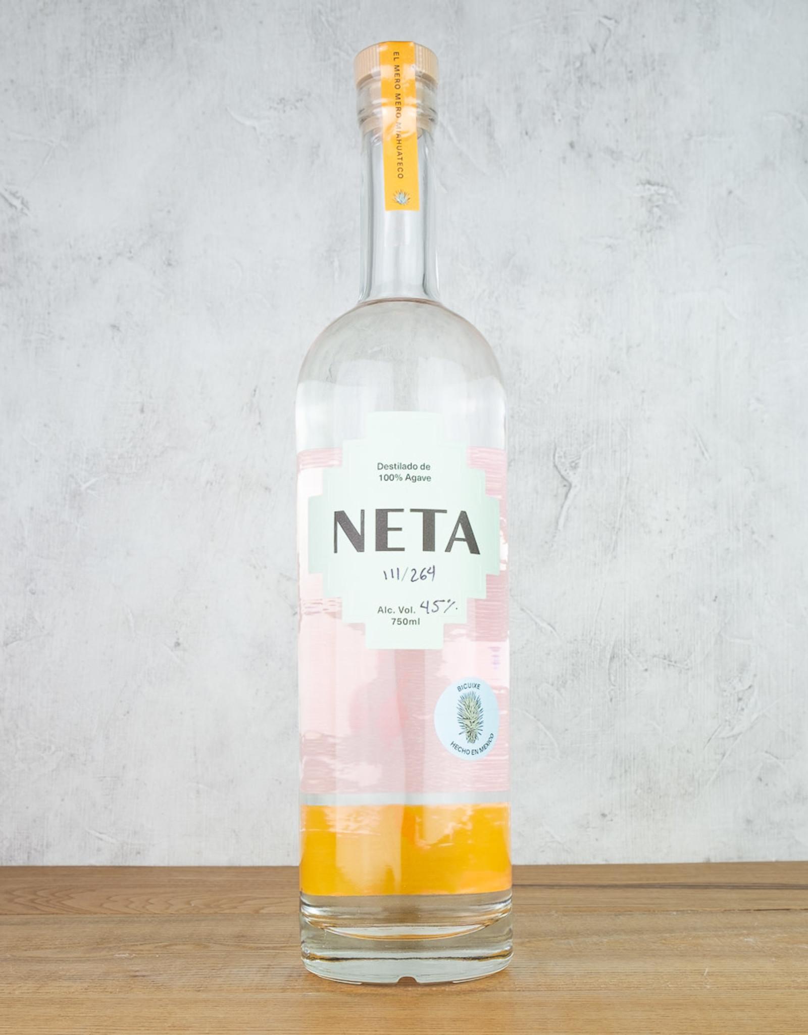 Neta Bicuixe Mezcal