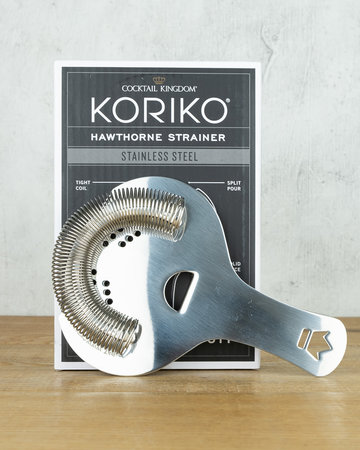 Cocktail Kingdom Koriko Hawthorne Strainer
