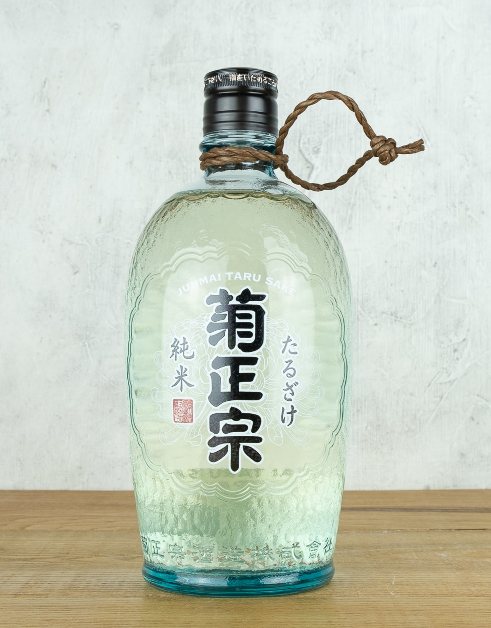 Kiku-Masamune Junmai Taru
